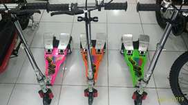 HP scooter alloy