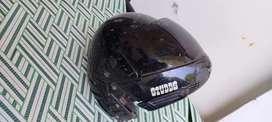 Steal bird helmet
