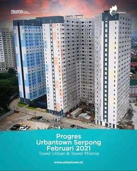 Apartemen Strategis Urbantown Serpong Dekat Kantor Walkot