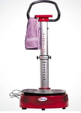 Urgent Sale #Telebrands VBM1 Full Vibration Massager (Red).