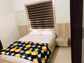 2 BHK semi furnished flat for rent at near Mims