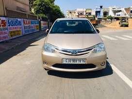 Toyota Etios G, 2011, Petrol
