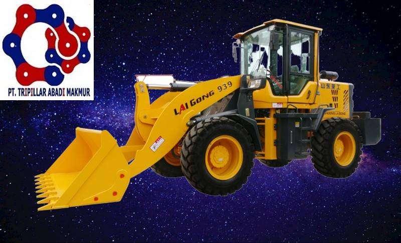 supplier resmi LAIGONG Wheel Loader BERKUALITAS GARANSI RESMI 0