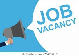 Job vacancy for Electrician and Fitter