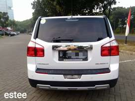 Chevrolet Orlando LT 1800cc Matic - DP 37jt - 7 Seater - Istimewah