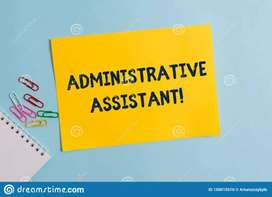 Clerical and Administrative assistant