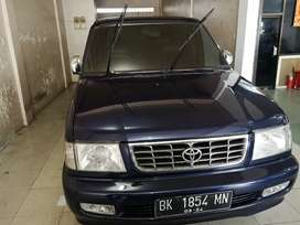 Toyota Kijang 2.5 LGX diesel manual 2001