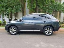 Lexus RX 350 nik 2010 antik km 35.000