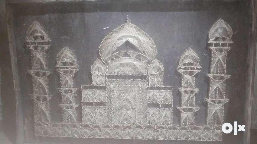 A Taj Mahal of Nails