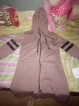 Hijacket bekas baru pake