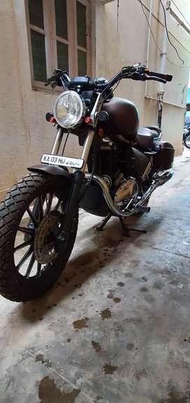 This bikelas modify
