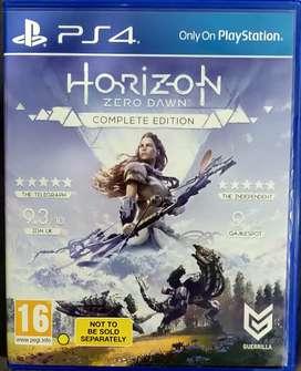 Horizon Zero Dawn - Complete Edition PS4