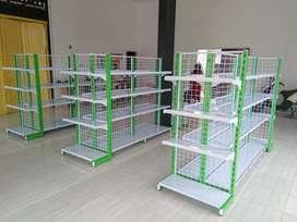 Rak Minimarket Lubuk Sikaping murah berkualitas