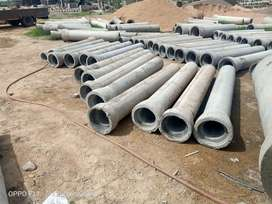 Sewerage Pipes/ RCC/ Cement pipe