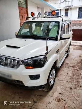Scorpio S2 well maintained and cashless  insurance till january 2021