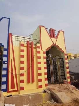 18लाख 50हजार में 600sqft का मकान