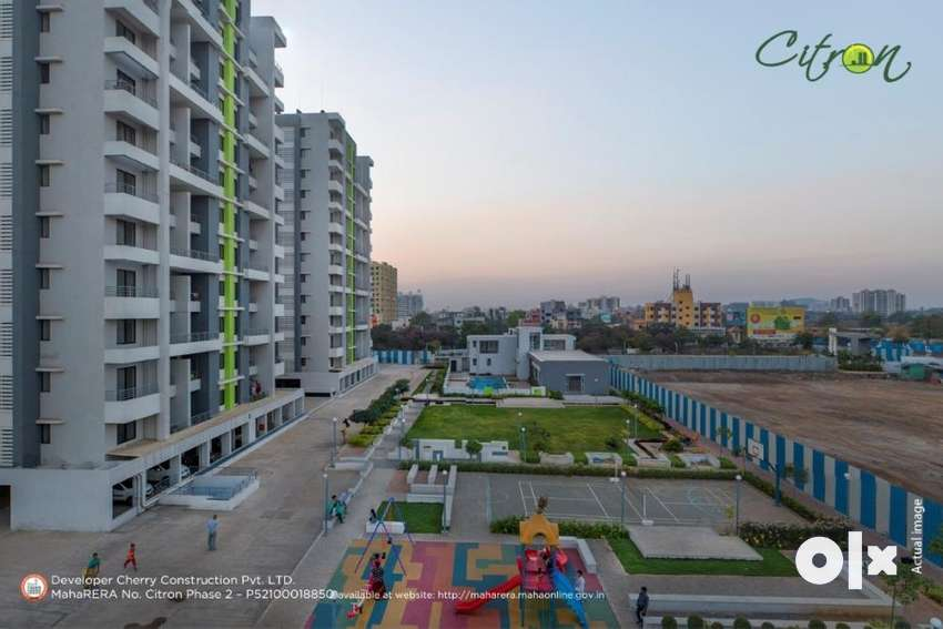 1 BHK Apartment in Wagholi at ₹ 30.50 Lakhs all incl, Vascon Citron 0