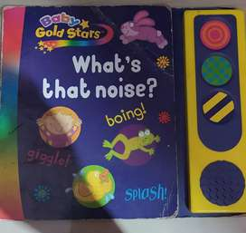 What's that noise?( toy noise book)