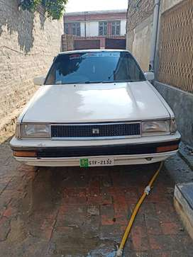 toyota corolla 87 model Petrol for sale