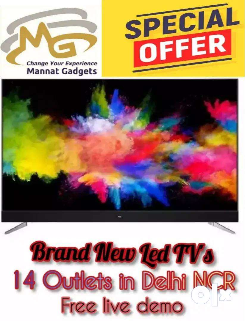 40 inch smart LED TV [[[ Bumper deals onsite ]]] Call now for DEMO 0