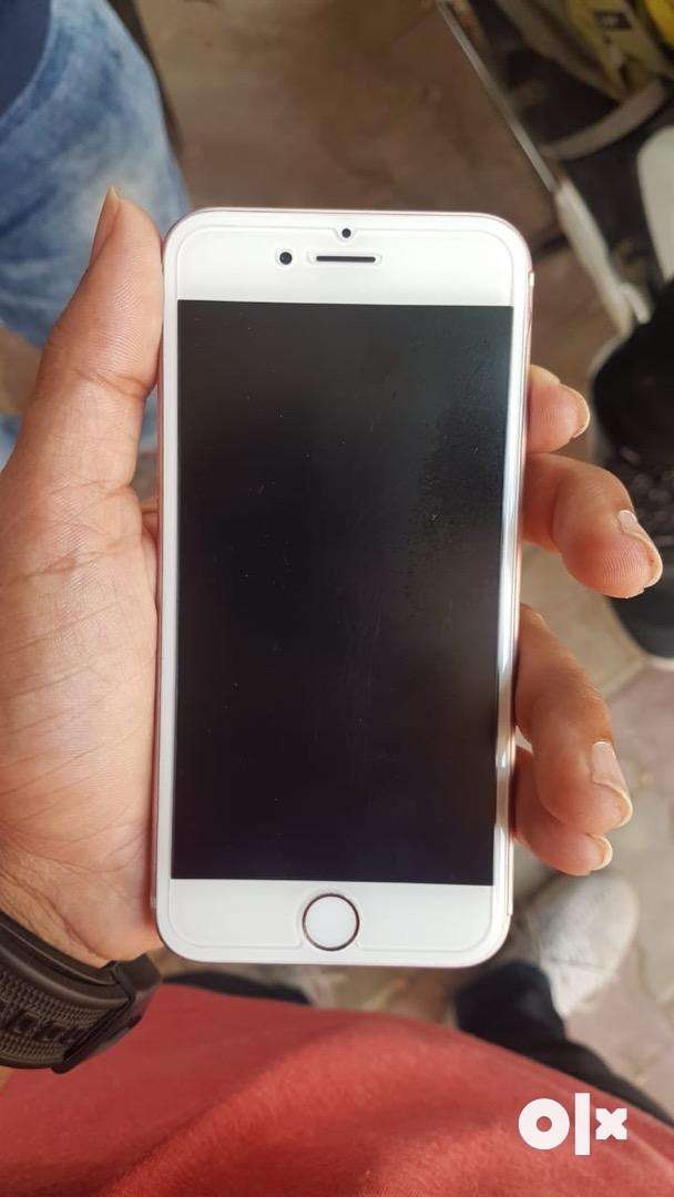 Iphone 6 s rose gold 0