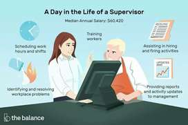 Hiring in a supervisor
