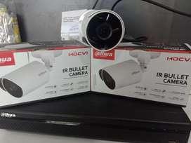 Jual cctv kamera outdoor starlight 2Mp 1080p