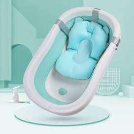 bak mandi bayi lipat perlengkapan mandi bayi bielbaby jogja