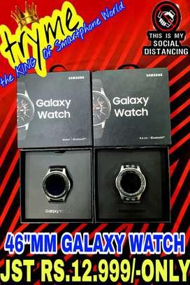 TRYME 46mm.GALAXY WATCH fUll Kit box