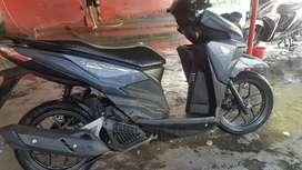 Vario 150 cc thn 2016 Plat W gresik