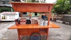 gerobak angkringan free ongkir Bogor Depok 021