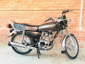 HONDA CG 125 (time to time tuned up)