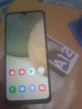 Samsung A 12 baru