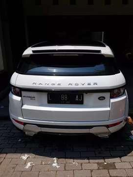 Jual mobil range rover evoque
