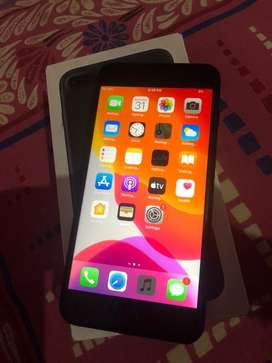 Iphone 7 plus brand new condition with bill box and charger