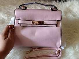 Tas Ala Hermes pink