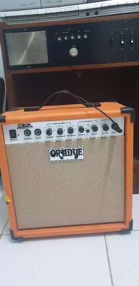 Speaker Oranye dll