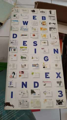 Web design index 3. Tebal, rapi terawat