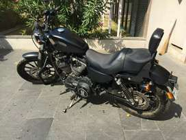 Harley Davidson 883 in Mint condition.