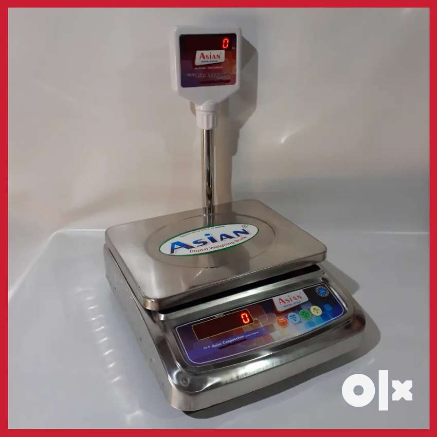 Weighing Scale 30KG New for Shop and Home