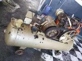 Kompresor Besar 12pk (Untuk bengkel Cat/Tambal Ban)