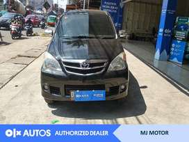[OLX Autos] Toyota Avanza 1.3 G Bensin 2011 MT Hitam #MJ Motor
