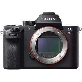 Sony Alpha A7R MARK II Body Only Resmi