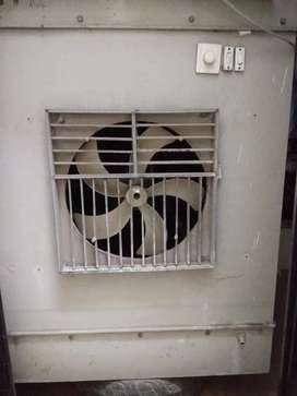Air cooler, Metal Body