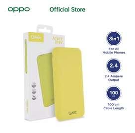 Powerbank OASE P10 Original 10000mAh Garansi Resmi OPPO Center
