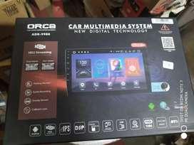 Tv android ram 4 / 64 voice command tercanggih Orca siap psg Megah top