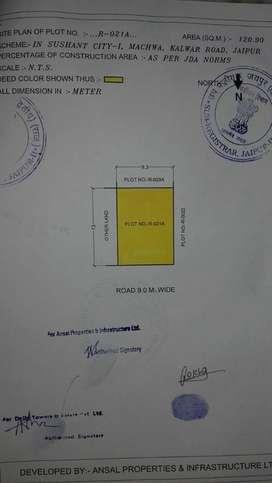 Shusant city plot