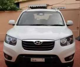 Hyundai, Santa Fe, Single owner, Good Conditions