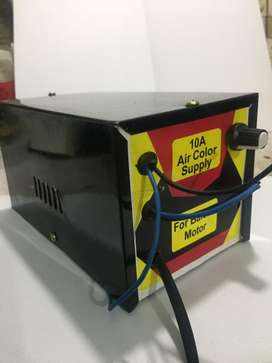 12v Air Collar suply With Dimer Tecnology