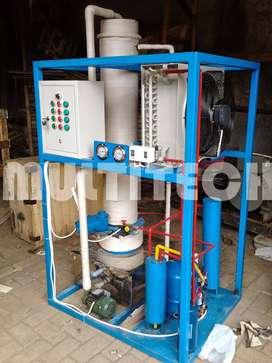 mesin es tube / meswin pembuat es pipa